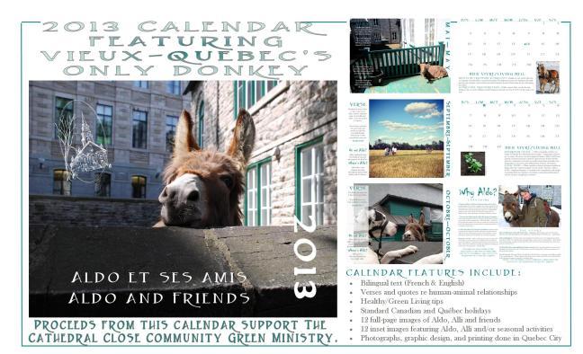Aldo calendar_poster