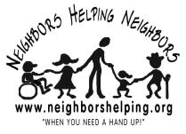 Neighbors helping neighbors logo (03.2013)