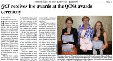QCT receives 5 awards at QCNA_QCT (06.11.2014)_5