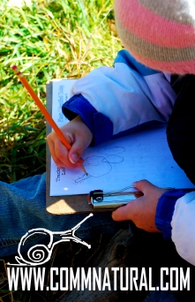 Outdoor Education: Children learning about nature