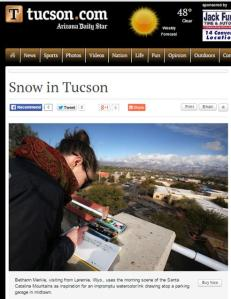 BGMerkle_sketching_Tucson Daily Star (01.01.2015)