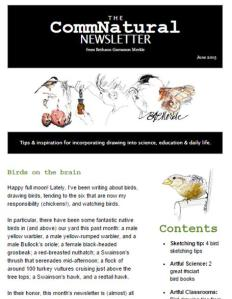 CommNatural newsletter_June_screenshot