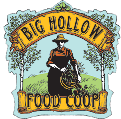 Big Hollo coop logo