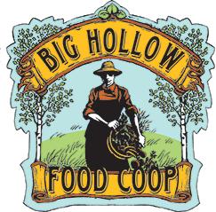 Big Hollo coop logo